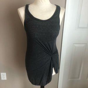 Victoria's Secret swim cover up gray dress xs